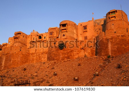 Jaisalmer Fort, India