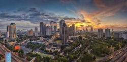 Jakarta officially the Special Capital Region of Jakarta, is the capital of Indonesia. Jakarta is the center of economics, culture and politics of Indonesia