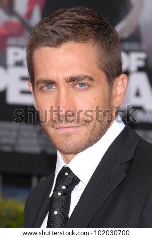 """Jake Gyllenhaal  at the """"Prince of Persia: The Sands of Time"""" Los Angeles Premiere, Chinese Theater, Hollywood, CA. 05-17-10"""