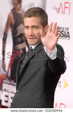 "Jake Gyllenhaal  at the ""Prince of Persia: The Sands of Time"" Los Angeles Premiere, Chinese Theater, Hollywood, CA. 05-17-10"
