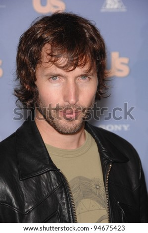 James Blunt at Us Weekly Magazine's Hot Hollywood Party at Opera nightclub in Hollywood. September 27, 2007  Los Angeles, CA Picture: Paul Smith / Featureflash