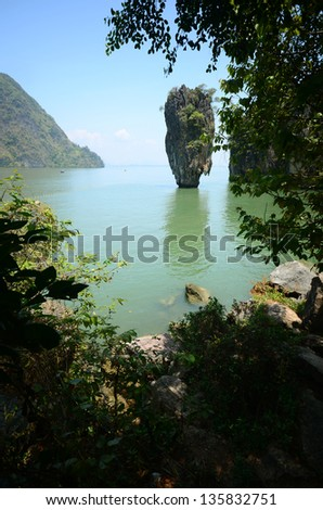 james bond island in thailand ko tapu