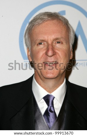 James Cameron  at the 22nd Annual Producers Guild Awards, Beverly Hills, CA. 01-22-11
