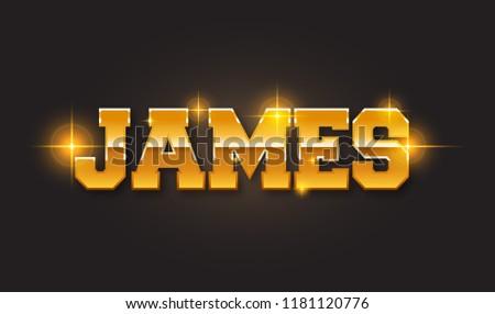 James. Popular nick name arround the world.