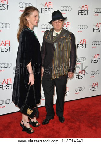 """James Spader at the AFI Fest premiere of his movie """"Lincoln"""" at Grauman's Chinese Theatre, Hollywood. November 8, 2012  Los Angeles, CA Picture: Paul Smith"""
