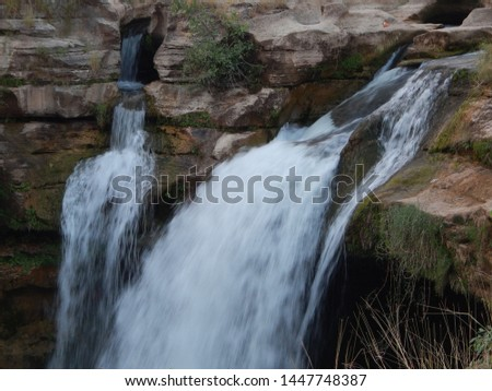 Jamjir Waterfalls also known as Zamzeer Waterfalls and is best visiting place in GIR somnath.
