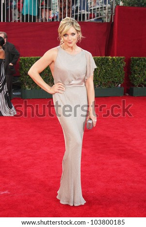 Jane Krakowski  at the 61st Annual Primetime Emmy Awards. Nokia Theatre, Los Angeles, CA. 09-20-09