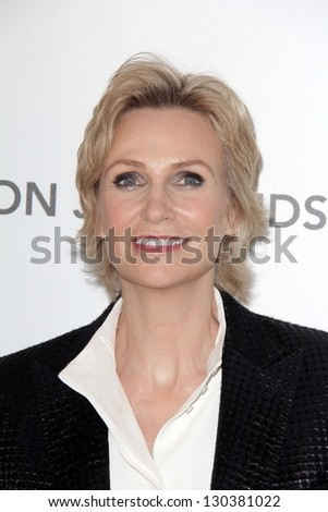 Jane Lynch at the Elton John Aids Foundation 21st Academy Awards Viewing Party, West Hollywood Park, West Hollywood, CA 02-24-13