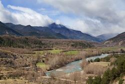 Janovas Abandoned Village in Huesca, Spain