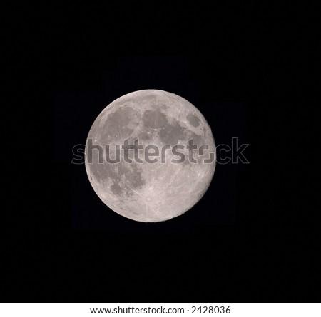 January 2007 Full Moon
