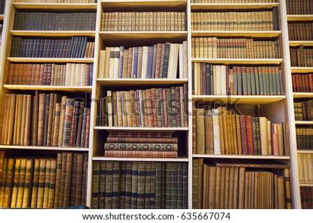 University Leeds Library Book Room