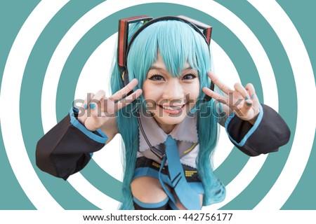 japan anime cosplay   cartoon ...