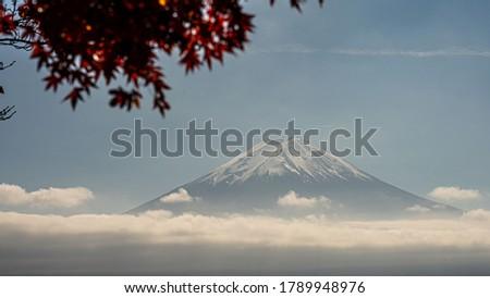 Photo of  Japan Fujiyama Mountain and Chureito Pagoda