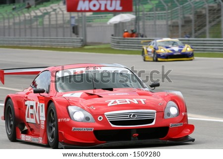 Japan GT 2006 Race Car