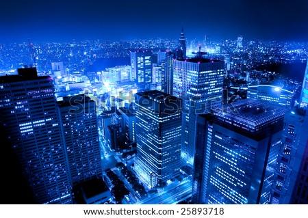 japan night #25893718