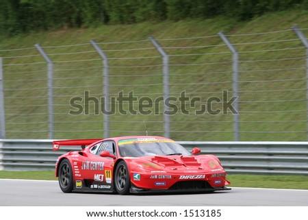 Japan Super GT Race Car 2006