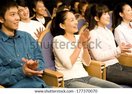 Japanese Audience  #177370070