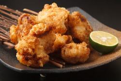 Japanese Chicken Tempura