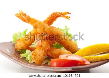 style deep fried panko shrimp a 03 deep fried shrimp ebi japanese deep ...