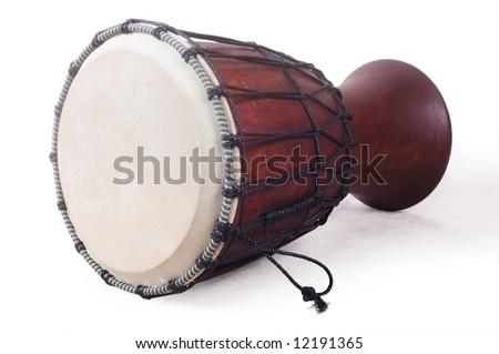 japanese drum - stock photo
