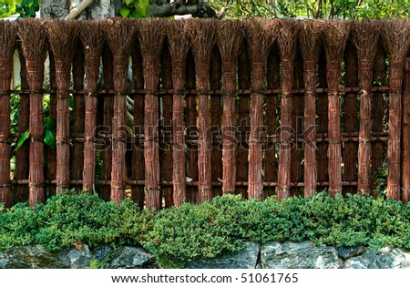 Japanese Garden Fence http://www.shutterstock.com/pic-51061765/stock-photo-japanese-fence-in-the-international-garden-exhibition.html