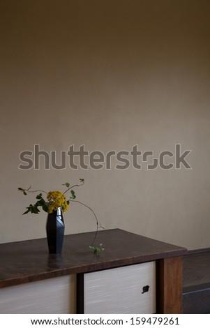 Japanese flower arrangement #159479261