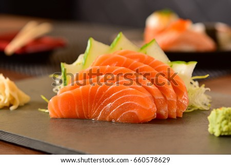 Japanese food #660578629
