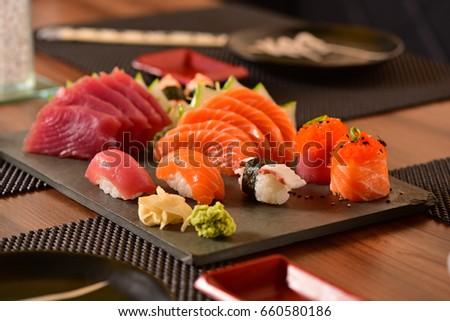 Japanese food  #660580186