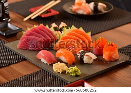 Japanese food  #660580252