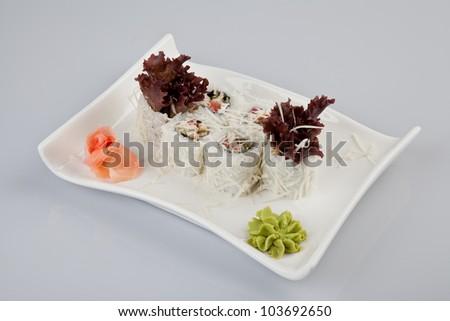 japanese food sushi sashimi