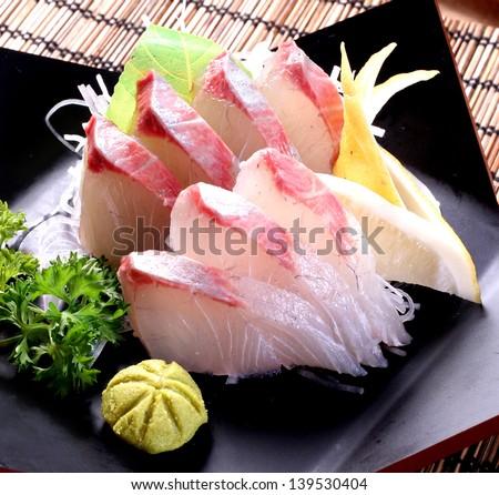 japanese food sushi set design photo