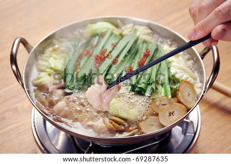 Japanese Food with chopstick-3