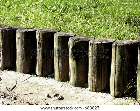 Japanese Garden Fence http://www.shutterstock.com/pic-680827/stock-photo-japanese-garden-wood-fence-seven.html