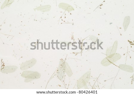 Japanese handmade paper, texture background
