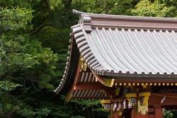 Japanese House Tempel Shrine