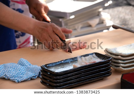Yellowtail fish in hand Images and Stock Photos - Page: 3 - Avopix com