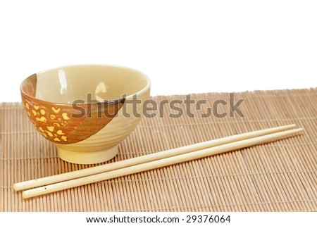Japanese or oriental food instruments stock photo 29376064 for Cuisine instrument