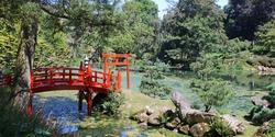 Japanese Oriental Park in Maulévrier, France