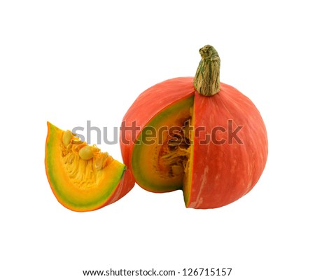 Japanese pumpkin 5