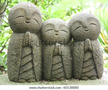japanese sculptures, Japan