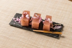 japanese Sweet bean jelly(youkan)