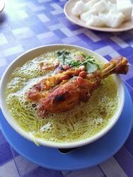 Jawa food. We called it Soto Sg Serdang