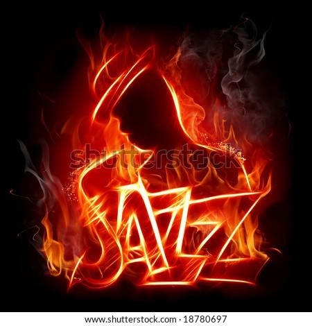 Jazz - stock photo