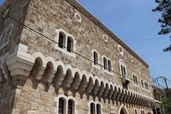 Jbeil-Lebanon Old palace site. Historical landmark worth visiting!