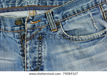 Jean Abstract