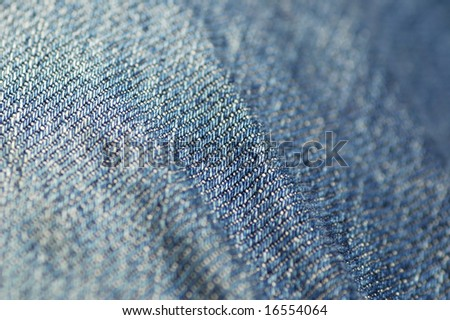 Jeans abstract background