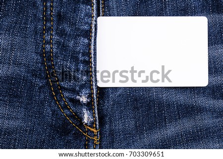 Free photos business card jeans texture background avopix jeans background with space so you can overlay your own text or design 703309651 reheart Image collections