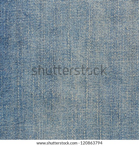 jeans canvas background close-up