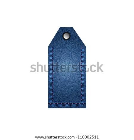 Jeans (denim) Price Tag