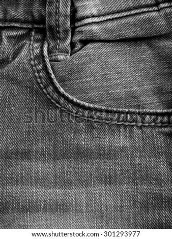 jeans fashion background texture black and white